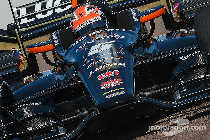 James Hinchcliffe hoping for better results at NOLA
