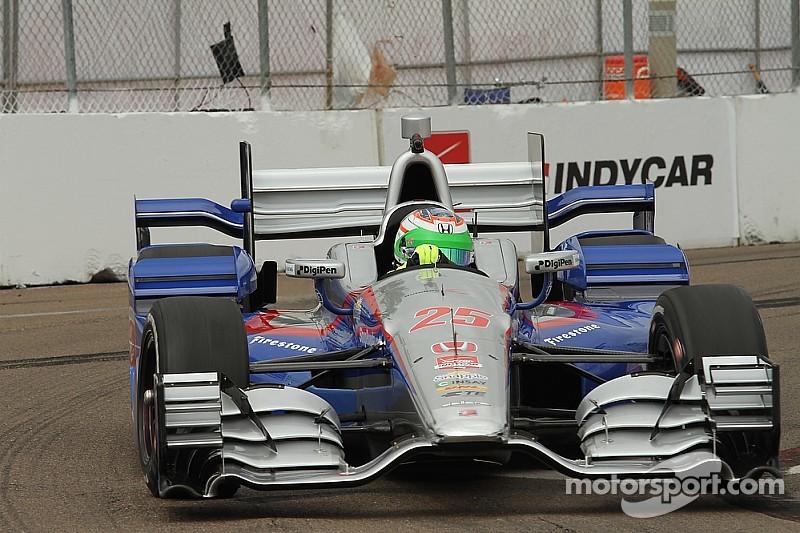 De Silvestro se mantiene con Andretti para NOLA