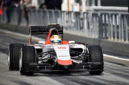 Manor kicks off 2015 development programme