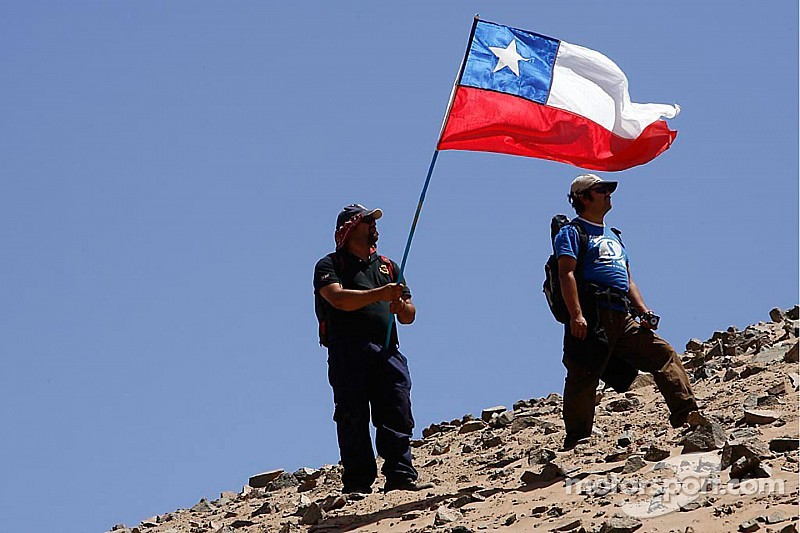 Chile no tendrá Dakar en 2016