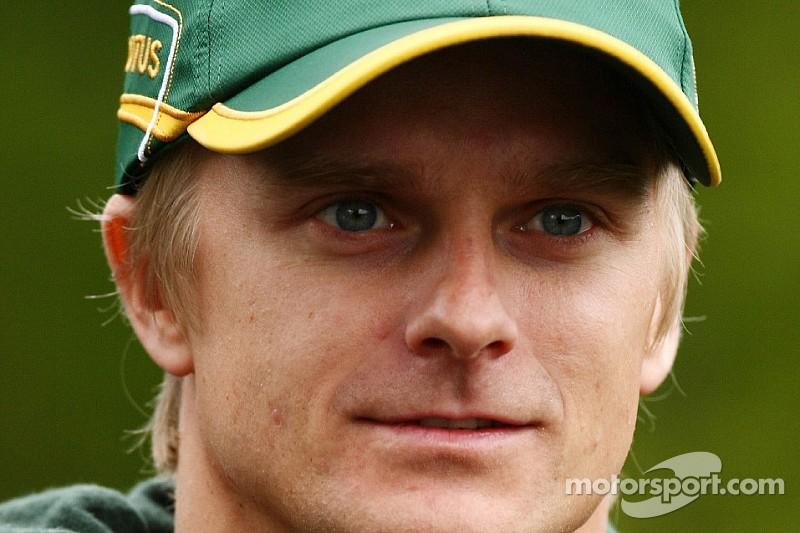 Dossier - Les anciens pilotes Caterham - Heikki Kovalainen