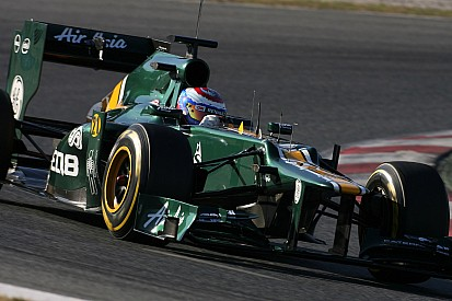 Dossier - Les anciens pilotes Caterham - Vitaly Petrov