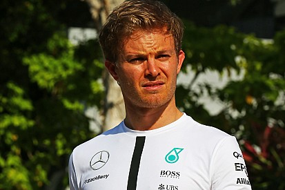 "Rosberg: ""No voy a jugar un rol de número 2"""