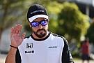 Alonso se retirará luego de su período en McLaren