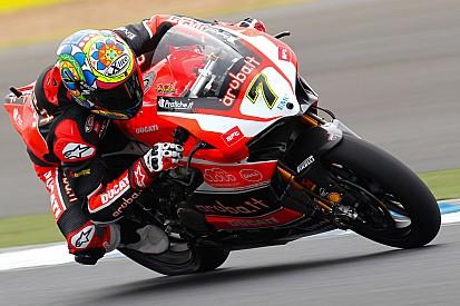 Des essais de dernière minute pour Ducati avant Aragón