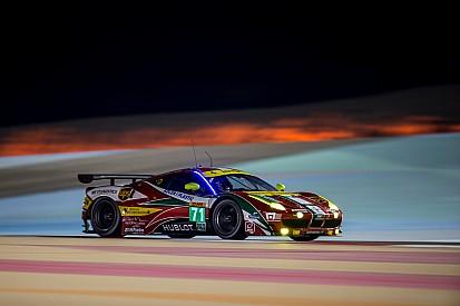 James Calado: Continuing a fine British tradition at Ferrari