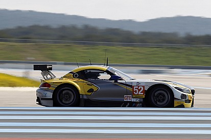 ELMS debut dawns for Marc VDS