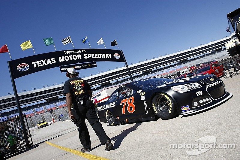 Truex is ready to tackle Texas