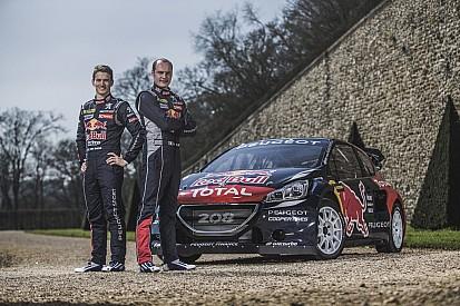 Davy Jeanney avec le Team Hansen : Atout maître pour Peugeot