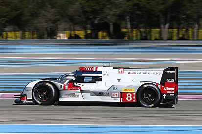 "Audi's Oliver Jarvis: ""A dream comes true for me"""
