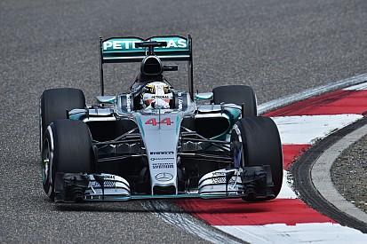 EL2 - Hamilton reste devant, le duel Mercedes-Ferrari s'installe
