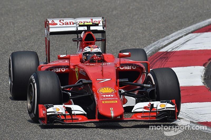 Notas del día en el GP de China