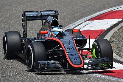 Alonso radieux suite aux progrès de McLaren Honda