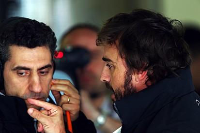 Alonso se ve optimista para la calificación