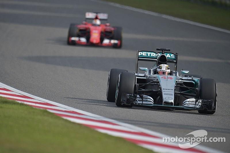 Лоу: Ferrari так же быстра как в Малайзии