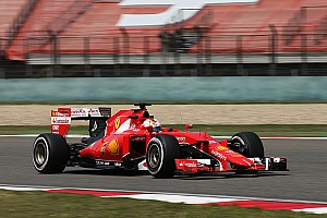 Formula 1 Practice report A solid Friday practice for Ferrari at Shanghai