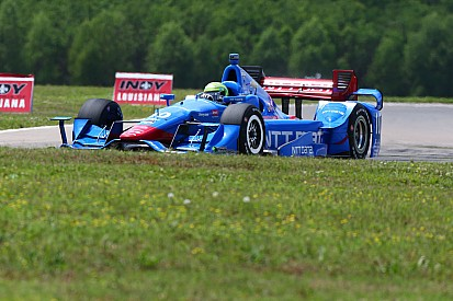 Kanaan leads Chevrolet-dominated practice to kick of NOLA weekend