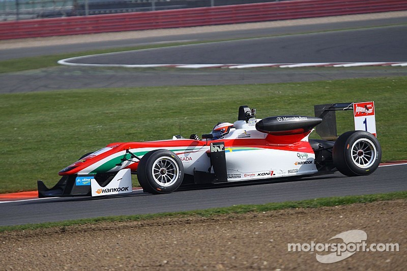 Carton plein pour Rosenqvist à Silverstone