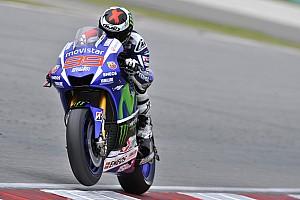 MotoGP Reporte de prácticas Jorge Lorenzo debilitado por la bronquitis