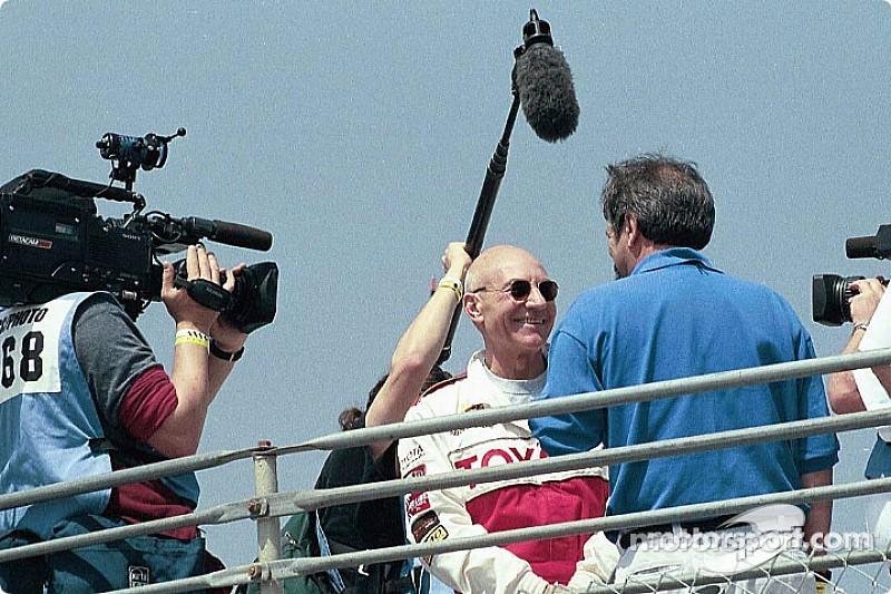 Sir Patrick Stewart Grand Marshall at Long Beach