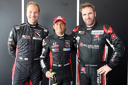 Гонщики Honda заняли весь подиум в первой гонке TCR в Китае