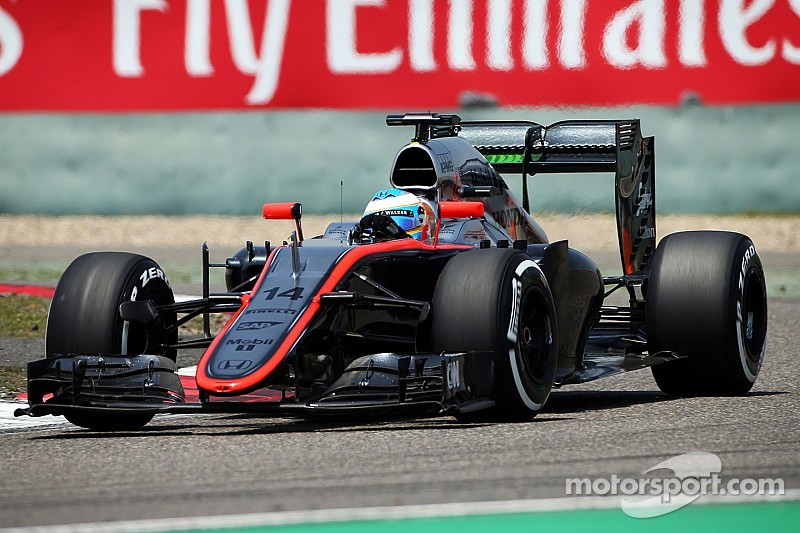 Alonso hails McLaren's progress despite Q1 exit