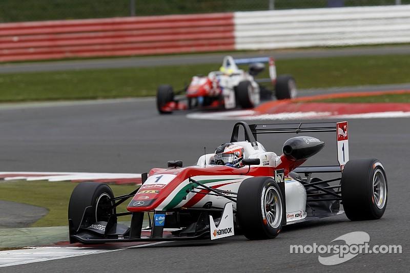 Course 1 - Rosenqvist s'impose sous la pluie de Silverstone