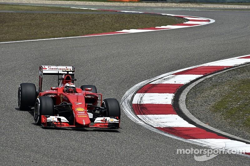 """""""Decepción"""" en Ferrari por no ocupar la segunda fila completa"""