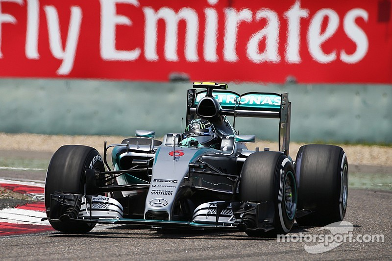 "Brundle: Rosberg must ""get back mentally"" at Hamilton"