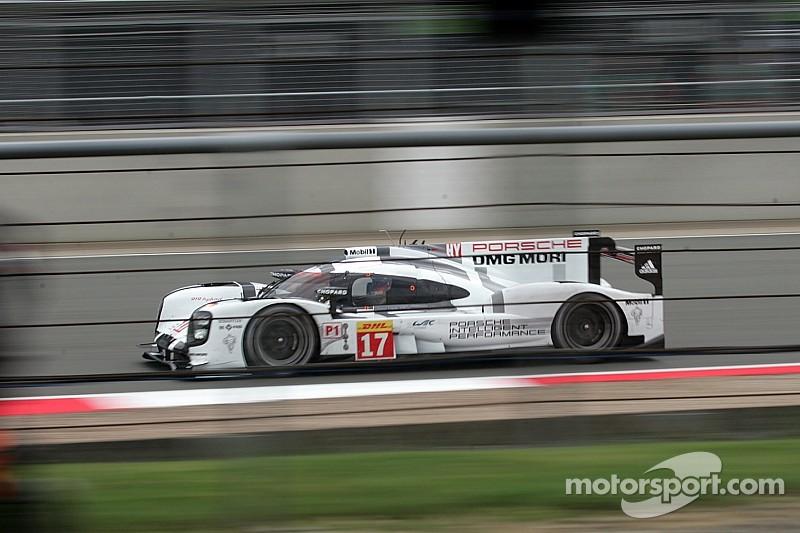 Pole position et première ligne 100% Porsche!