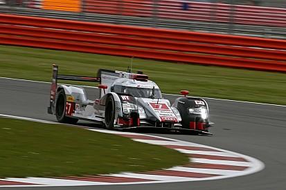 Audi en embuscade et confiant pour la course à Silverstone