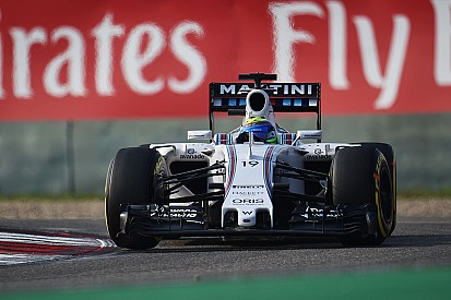 Massa qualified fourth and Bottas fifth for tomorrow's Chinese GP