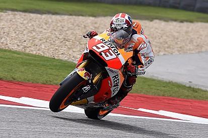 MotoGP - EL3 : Marc Marquez devance un excellent Cal Crutchlow