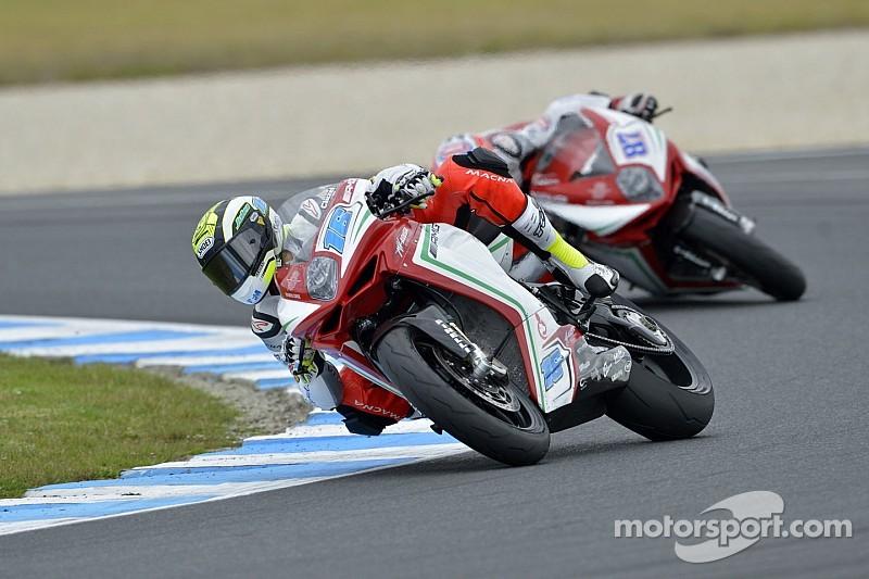 WSS - Jules Cluzel retrouve la pole position