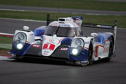 World Champions Toyota Racing ready for race one