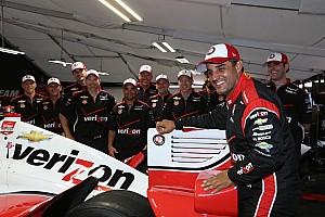 IndyCar Qualifying report Montoya awarded NOLA pole as rain washes out qualifying