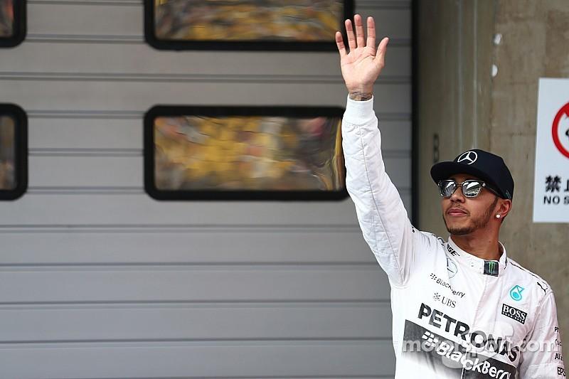 Mercedes y Lewis Hamilton recuperan su mando