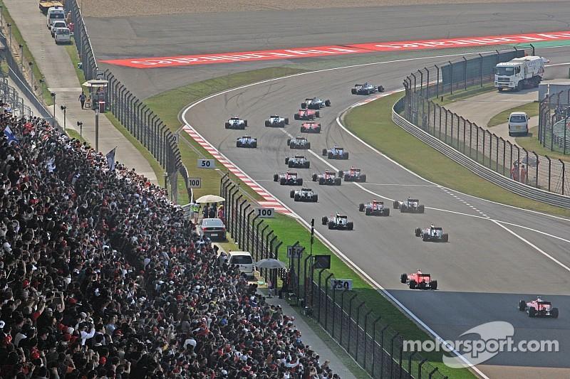 Championnats - Les classements après le GP de Chine