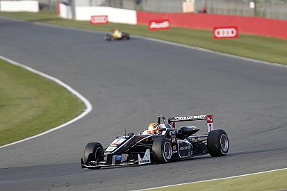 Leclerc holds off Giovinazzi for final Silverstone win