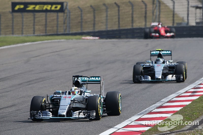 """Rosberg livid with Hamilton """"compromising"""" his race"""