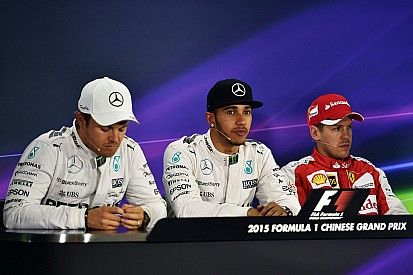 In their own words: Rosberg and Hamilton disagree in public