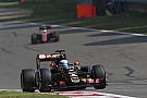 Les points fuyaient Grosjean depuis Monaco 2014