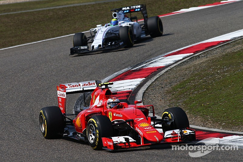 Raikkonen says Ferrari can sustain Mercedes pressure