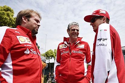 """Sensitive"" Raikkonen needs Ferrari support"