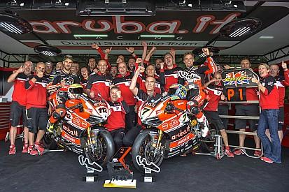 Chaz Davies et Ducati savourent un succès important