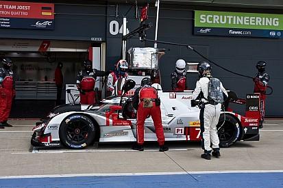 Encore une fois, Audi l'a joué très fin à Silverstone