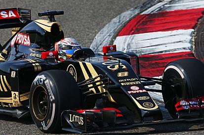 Grosjean - Un Top 10 pour Jules Bianchi