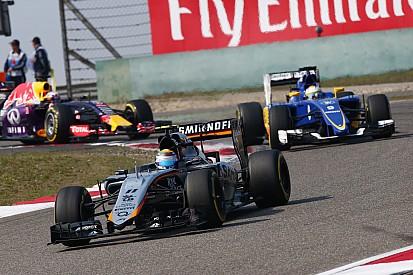 Force India a quitté la Chine avec des espoirs