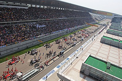 L'avenir du GP de Chine mis en doute par ses organisateurs