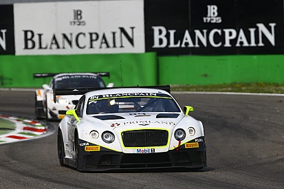 Double endurance duty for Bentley Team HTP